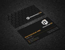 #958 for Business cards Design for advertising technology Argentur af freelancerarif50