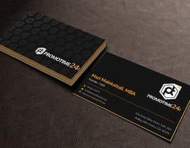 #959 for Business cards Design for advertising technology Argentur af freelancerarif50