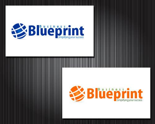 Proposition n°                                        109                                      du concours                                         Logo Design for 'Business Blueprint'