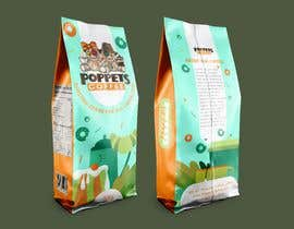 #172 for Coffee Bag Design by esssster777