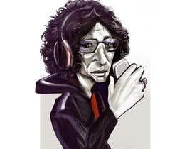 #10 untuk Cartoon for The Howard Stern Show oleh pwxgfx