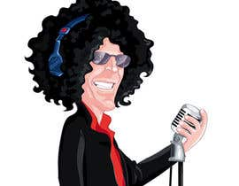 nº 24 pour Cartoon for The Howard Stern Show par imagodog