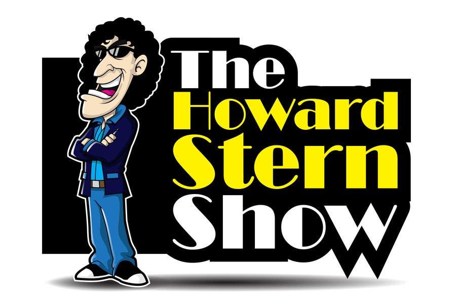 Penyertaan Peraduan #18 untuk Cartoon for The Howard Stern Show