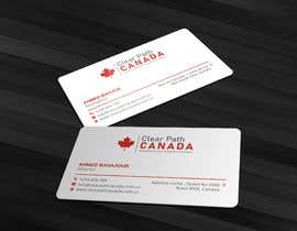 #12 for Business Card English and French by ronyislam16316