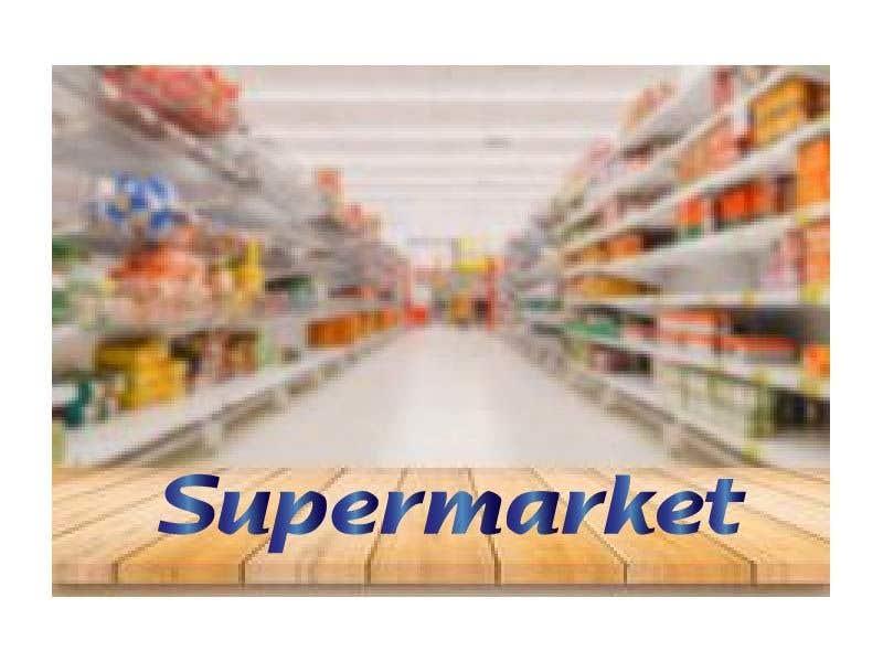 Inscrição nº                                         2                                      do Concurso para                                         Looking for a Supermarket Design/Layout/3D model with a space of 1,499sqm