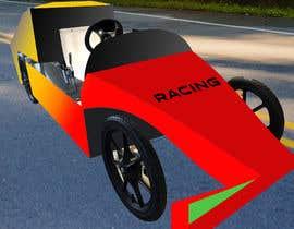 Nro 31 kilpailuun Design sketch for a tiny car for kids käyttäjältä MohammedRiadDIB