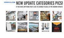 Graphic Design Конкурсная работа №48 для New design for 10 Categories pics