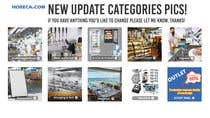 Graphic Design Конкурсная работа №49 для New design for 10 Categories pics