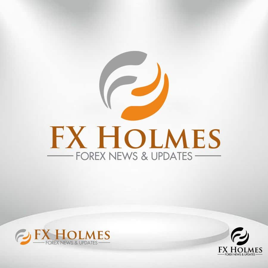 Contest Entry #                                        169                                      for                                         Logo for Forex news site