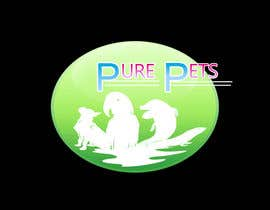 #4 for Cartoon anmimals for petshop logo af regenearg2