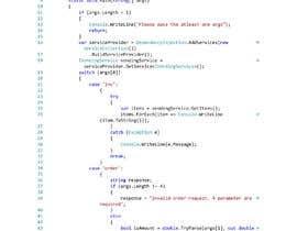 #3 для Complete a Sample project in .NET от pulkitgupta317