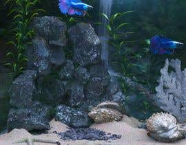 freemarkcasty91 tarafından 3D product designs of aquarium rock structures and cave decorations (winner gets the big project) için no 26