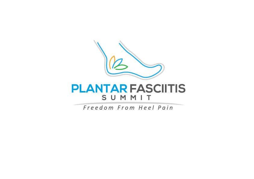 Bài tham dự cuộc thi #                                        60                                      cho                                         Plantar Fasciitis Summit Logo