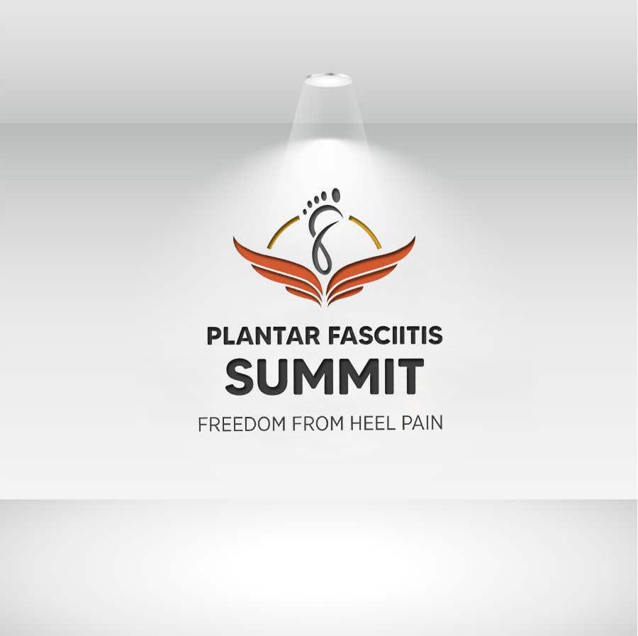 Bài tham dự cuộc thi #                                        16                                      cho                                         Plantar Fasciitis Summit Logo
