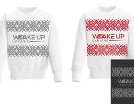#154 untuk design a sweatshirt with slavic motiv oleh ConceptGRAPHIC