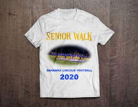 #39 for Senior Walk shirt af AhmedWaheed1997