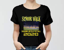 #3 for Senior Walk shirt af Nahidmd786