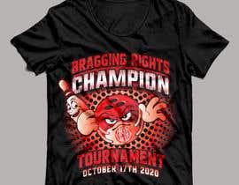 sauravarts tarafından Bragging Rights t-shirt design için no 120