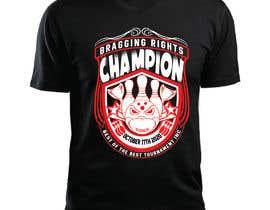 jibon710 tarafından Bragging Rights t-shirt design için no 141