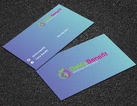 #460 for Detox Benefit - Business Cards by shawnmoulick500