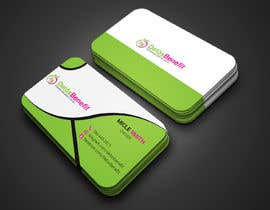 #459 for Detox Benefit - Business Cards by amdadulhoque58