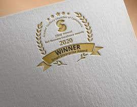 Nro 42 kilpailuun Make award badge from photo käyttäjältä leonbhowmik01