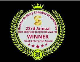 Nro 75 kilpailuun Make award badge from photo käyttäjältä leonbhowmik01