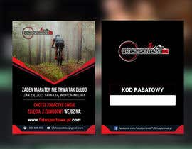 Nro 49 kilpailuun Design flyer/leaflet for company that sells sport photos käyttäjältä moslehu13