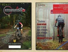 Nro 17 kilpailuun Design flyer/leaflet for company that sells sport photos käyttäjältä adityaratul117