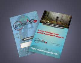Nro 21 kilpailuun Design flyer/leaflet for company that sells sport photos käyttäjältä abdullahmohit101