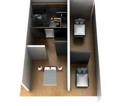 nº 74 pour Design a 2 floor house on 45sq meters plot with 2 floors par TheresaSuen