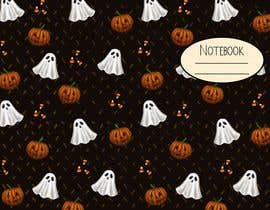 #25 for Need Halloween Cover for  Notebook Designed by RebecaBeatriceB