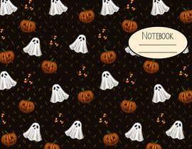 #25 para Need Halloween Cover for  Notebook Designed por RebecaBeatriceB