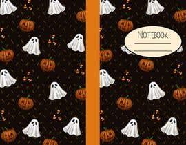 #29 para Need Halloween Cover for  Notebook Designed por RebecaBeatriceB