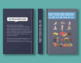 #22 for Need a  cover for a Daily Food and Exercise Journal done by GraphicMostak20