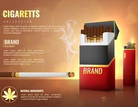 #7 cho Our company is looking for a professional  designer who is experienced in cigarette paper design ,and know about the cigarette design background of American and European brands . We need some graphic design . bởi Shahinur95