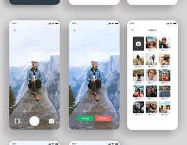 #32 untuk Graphic Design, Mobile App Screen oleh abfaruki