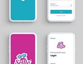 #2 untuk Graphic Design, Mobile App Screen oleh Scarfacce