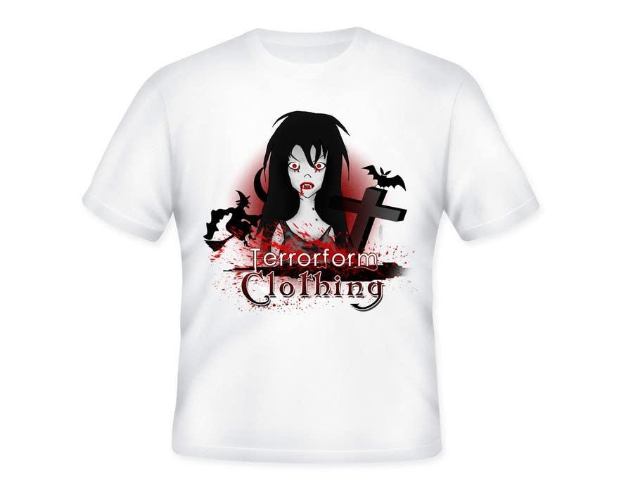 Konkurrenceindlæg #                                        32                                      for                                         T-shirt Design for new clothing business