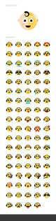 Ảnh thumbnail bài tham dự cuộc thi #                                                202                                              cho                                                 Design custom emojis for a YouTube-channel's membership program