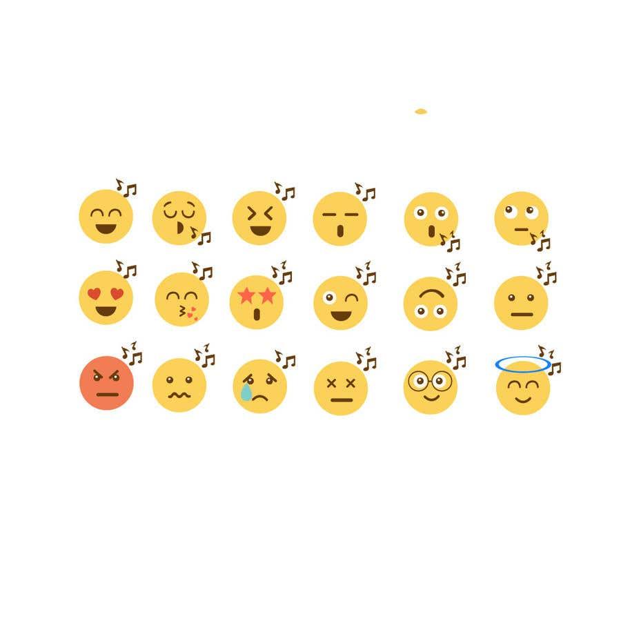 Bài tham dự cuộc thi #                                        136                                      cho                                         Design custom emojis for a YouTube-channel's membership program