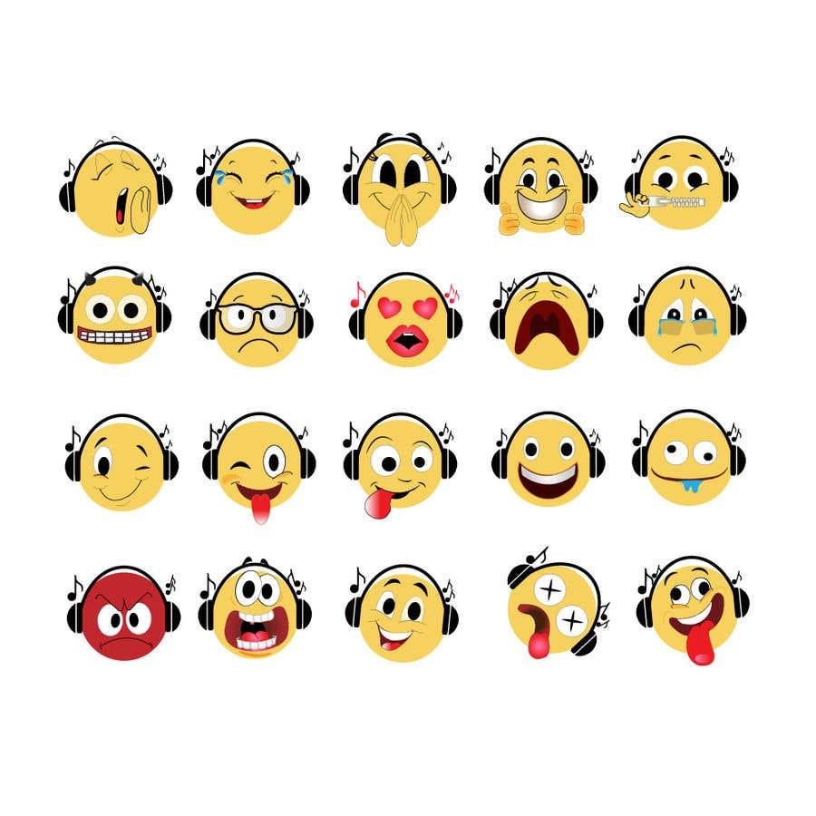 Bài tham dự cuộc thi #                                        189                                      cho                                         Design custom emojis for a YouTube-channel's membership program