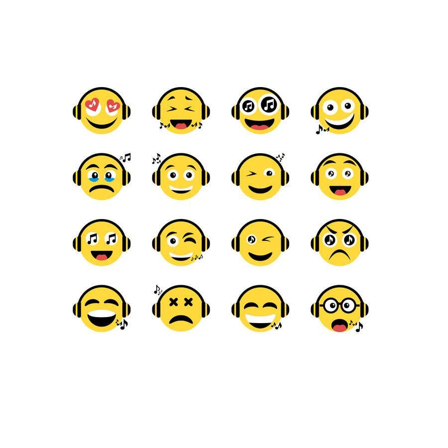 Bài tham dự cuộc thi #                                        186                                      cho                                         Design custom emojis for a YouTube-channel's membership program