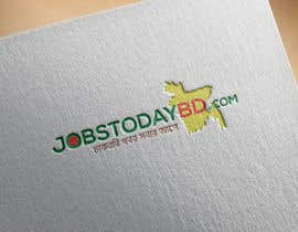 #18 cho Need A logo jobs today bd .com bởi jubairpzs