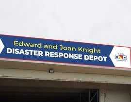 Nro 179 kilpailuun Design warehouse sign käyttäjältä elkarmani