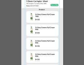 alaminbddesign tarafından Design a iOS screen (screen 3) için no 19