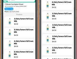 ahmedrafayatul tarafından Design a iOS screen (screen 3) için no 15