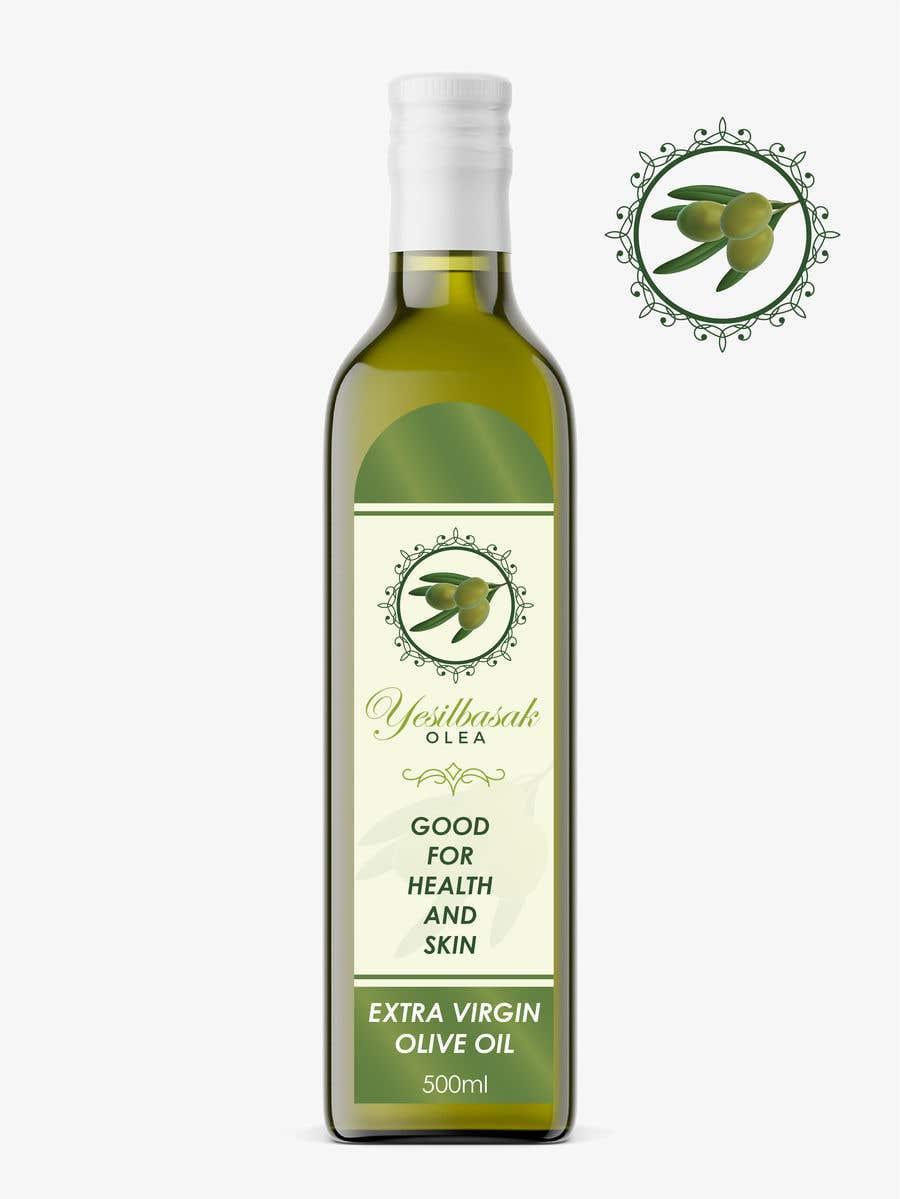 Proposition n°                                        134                                      du concours                                         Olive Oil Bottle Logo