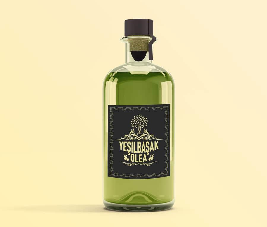 Proposition n°                                        138                                      du concours                                         Olive Oil Bottle Logo