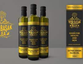 nº 148 pour Olive Oil Bottle Logo par NazmulsDesigns